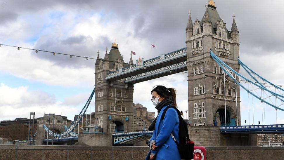 Σχεδόν 100.000 καθημερινά νέα κρούσματα κορωνοϊού στην Βρετανία εκτιμά το Imperial