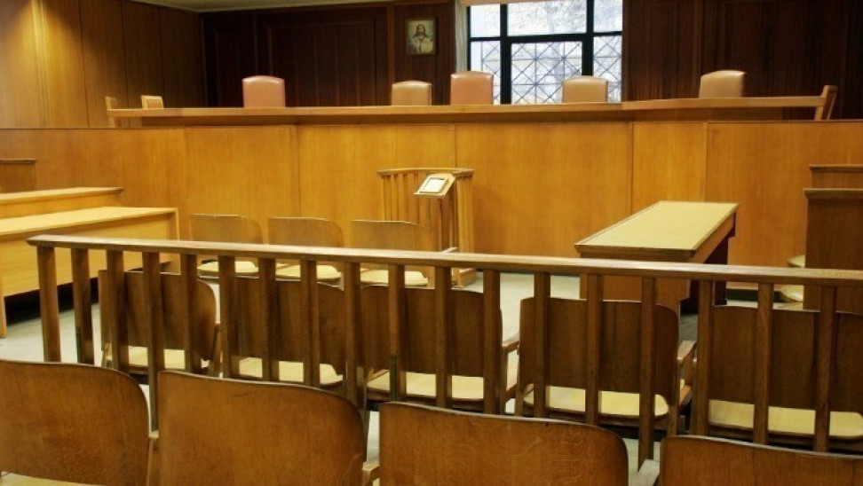 """Μέτρα και για τα δικαστήρια περιοχών που είναι στο """"κόκκινο"""""""